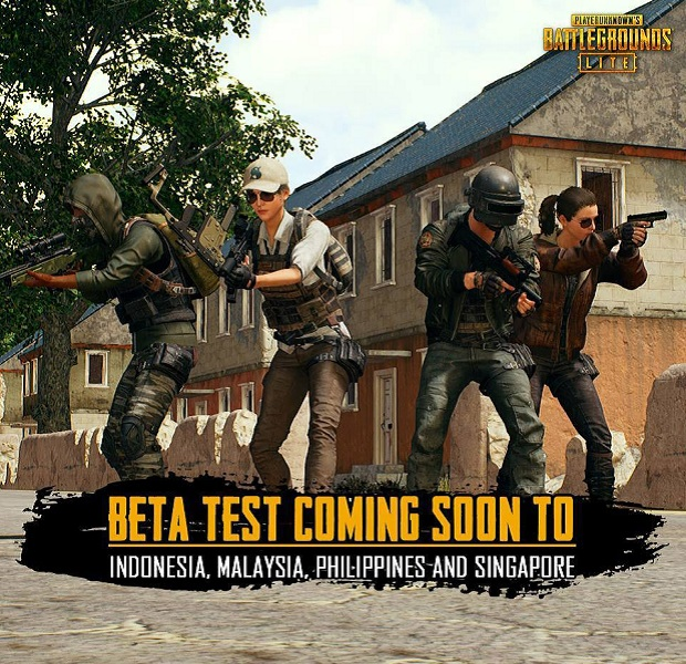 The Beta Test is giong to release in a lot of countries