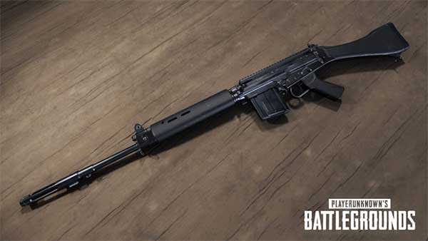 A brand new weapon is added to PUBG Mobile!