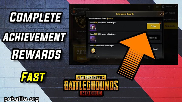 Achievement Rewards