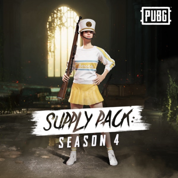 PUBG - Supply Pack: Season 4