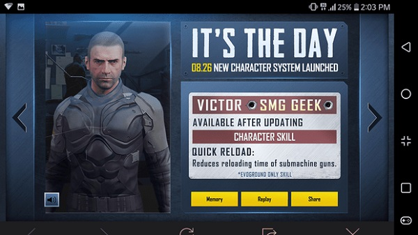 How to obtain Victor in PUBG Mobile