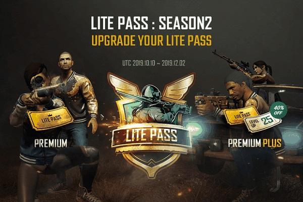 Lite Pass: Season 2