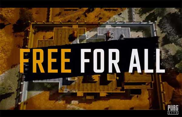 Things you need to know about Free For All mode in PUBG Lite