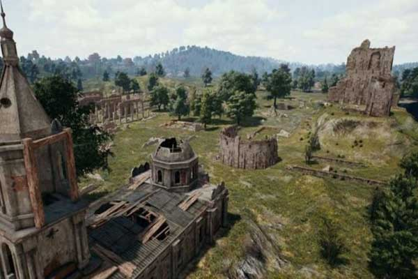 Super realistic graphics of PUBG Mobile (RTX 2060 - Erangel Map)