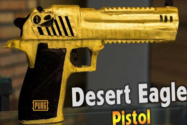 All about PUBG Mobile: Desert Eagle