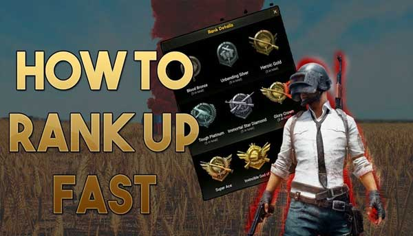 Equip yourself with a fitting set of weapons to rank up faster in PUBG Mobile Season 13