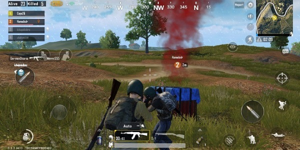 Looting is the first thing you need to do in PUBG Mobile