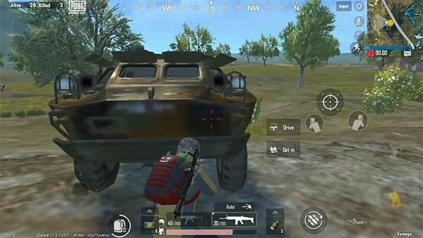 New armed vehicles