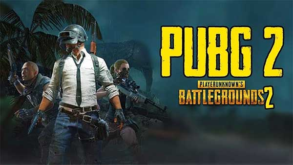 PUBG 2 - a more upgraded version is coming soon