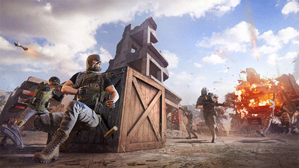 PUBG Mobile 2.0 will be a different battle royale version in 2021