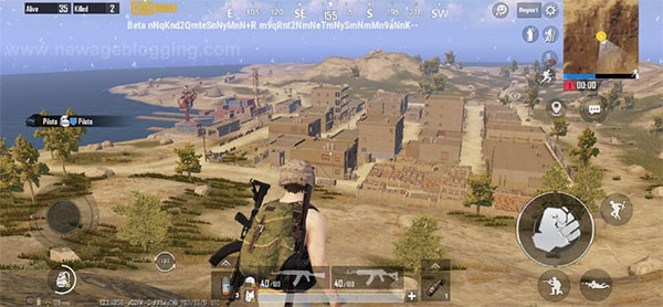 New map mode will be released in PUBG Mobile beta 1.3